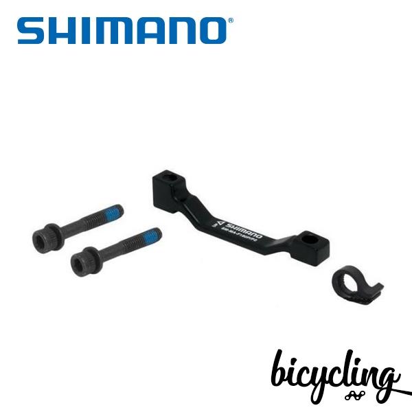 시마노 디스크 브레이크 어댑터 SM-MA-F180 P/P 2  (180mm)